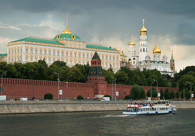 The Kremlin / Wikimedia Commons