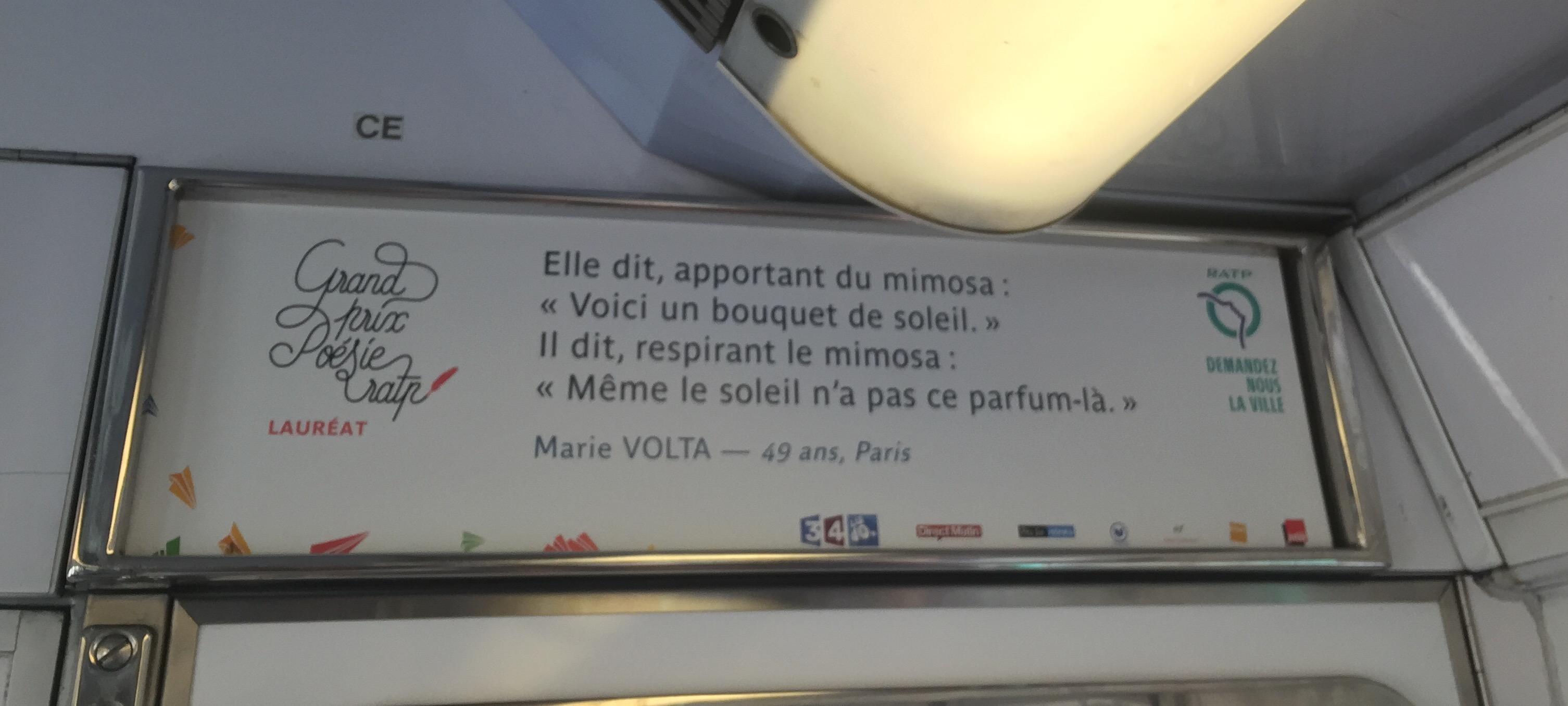 ParisMetroPoem