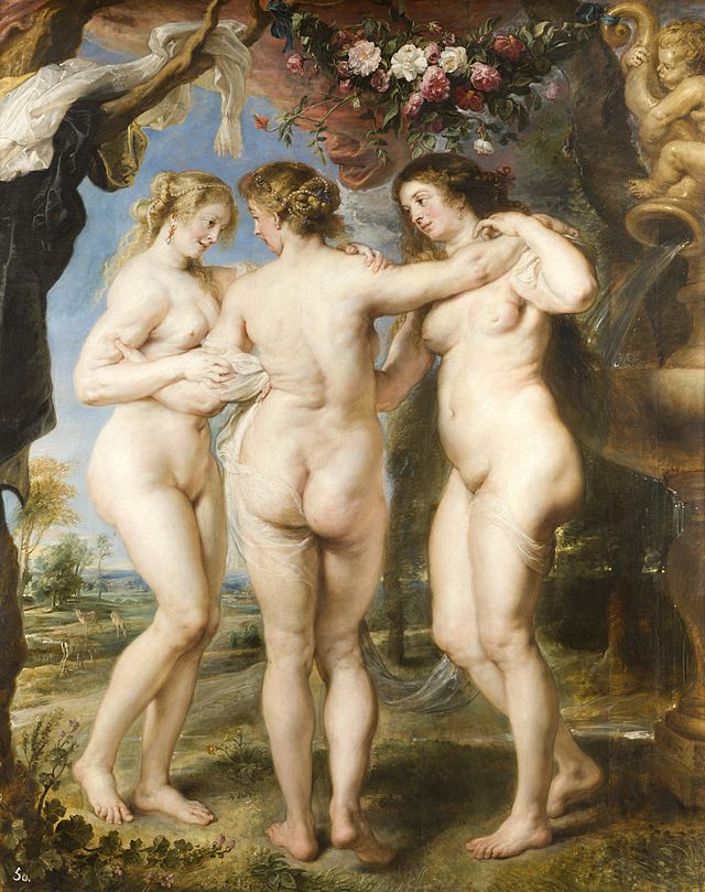 Rubens3Graces