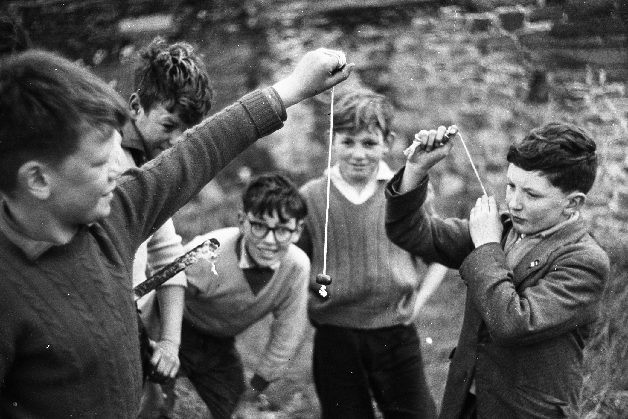 Old Fashioned English Games