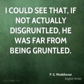 gruntled