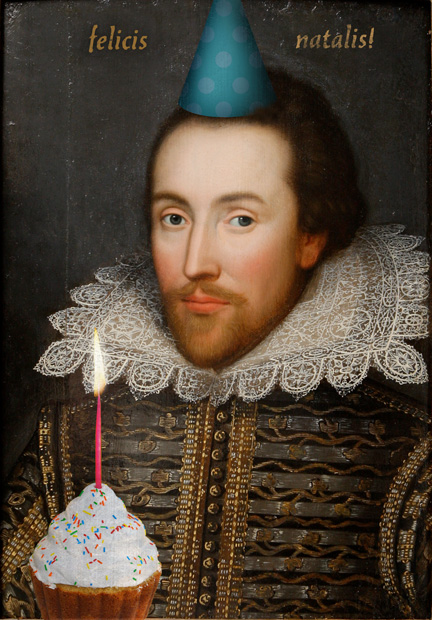 shakespearebirthday