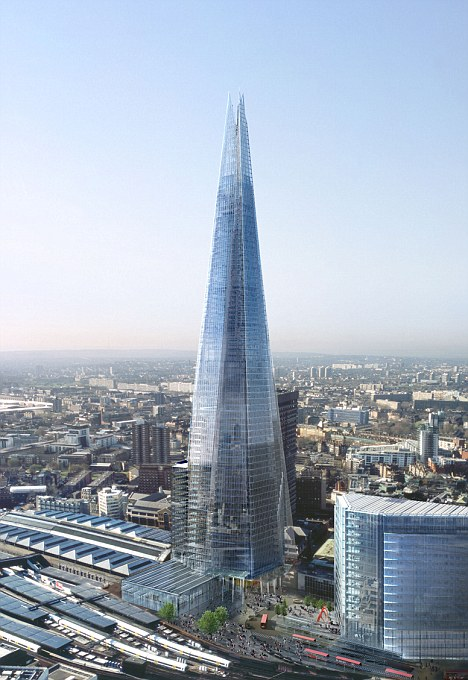 London Bridge Project-'shard'
